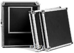 12 HE / 12 HE Kombicase ECO Mixer Case Winkelrack Rack L-Rack DJ Rack Mixercase