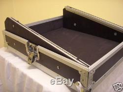 12 HE 19 Mixercase Mischpultcase Mischercase DJ-Case Lichtcontroller-Case NEU