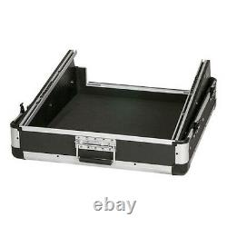 12U 19 Sloped Rack Mount Mixer Flight Case PA DJ Disco Console Controller Value