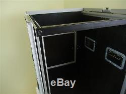 16 / 12 HE Kombi Case PROFI Mixercase Winkelrack ALL IN ONE RACK L-Rack DJ-Rack
