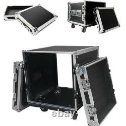 19 Inch Space Rack Case Double Door 4U 6U 8U 10U 12U 16U DJ Equipment Cabinet