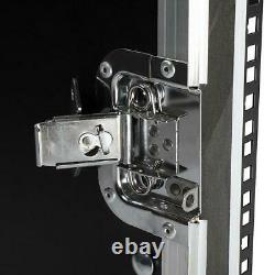 19Space Rack Case Double Door 16U DJ Mixer Equipment Cabinet forAudio Equipment