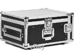 5/12 HE Kombicase ECO L-Rack DJ-Rack Workstation Mixercase Winkelrack NEU