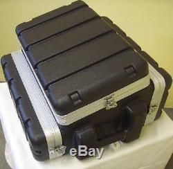 6/2/4 HE Kunststoff Kombicase Mixercase ABS-Kunststoffrack Winkelrack L-Rack NEU