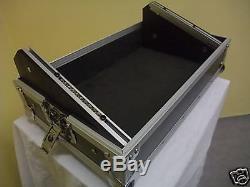 6U 19 Flight Case Professionel pour mixer console table de mixage boîtier DJ PA