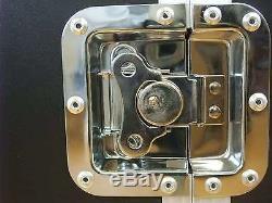 8 / 12 HE LJ-Rack Winkel Rack ECO Spezial Kombi Case Mixercase L-Rack Kombicase