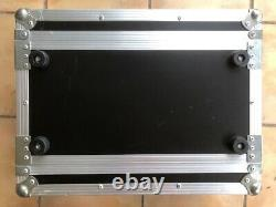 ATA 4 SPACE CARVIN ROAD WARRIOR CASE for V3M HEAD GOOD CONDITION SEE PICTURES