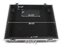 ATA Flight Road Case for Soundcraft Si Expression 2 Mixer by OSP