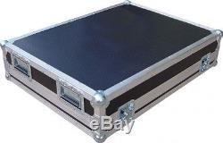 Allen & Heath QU-32 QU 32 Digital Mixer Swan Flight case (Hex)