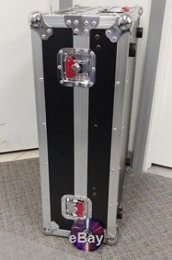 Allen Heath SQ-5 digital mixer with rack kit and road case