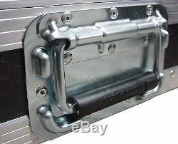 Allen & Heath WZ2 WZ3 Xone 464 Rack Mixer Swan Flight Case (Hex)