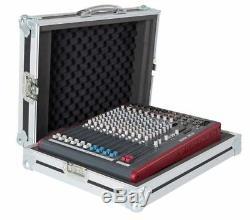 Allen & Heath ZED-22FX Mixer Flight Case with Carrying Handle