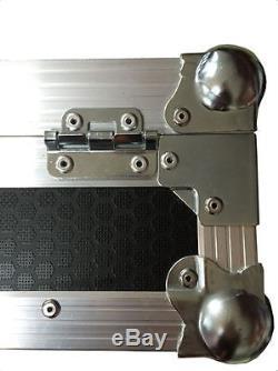 Allen & Heath ZED14 ZED12 FX Swan Flight Case DJ Audio Digital Mixer (Hex)