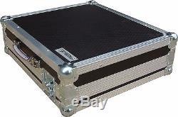 Allen & Heath ZED18 ZED16 FX Swan Flight Case Audio Digital Mixer (Hex)