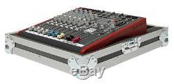 Allen & Heath ZED60-10FX Mixer Flight Case ZED Series