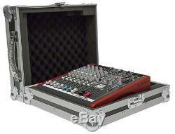 Allen & Heath ZED60-10FX Mixer Volo Custodia Zed Serie