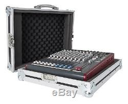 Allen & Heath Zed-12FX Mixer Flight Case