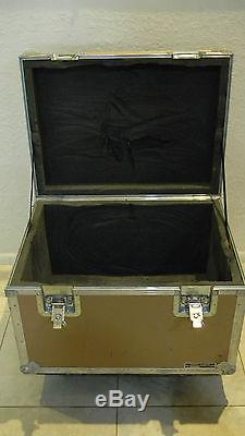 Anvil ATA Heavy Duty Utility Trunk Case Foam Wheels Exterior 28x20.5x23.5