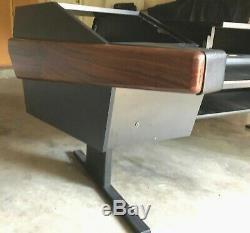 Argosy Dual 15K Keyboard Desk with 803 Flat top Racks