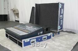 Avid D-Show Profile Custom Road Case Made in U. S. A