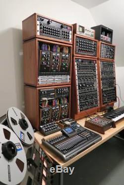 BRAND NEW Nice-Racks 10U Studio Rack, pick a stain