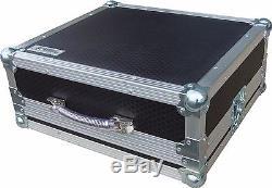 Behringer PMP PMH 3000 4000 Mixer Swan Flight Case (Hex)