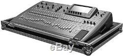 Behringer X32 Live Sound PA Mixer Case With Wheels New