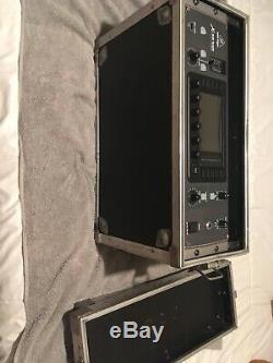 Behringer X32 Rack Digital Mixer USB Card, Road Case Pre-Owned