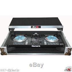 Brand New Numark Mixtrack Pro III 3 Pro DJ flight case Prox X-MXTPRO3LT