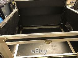 Calzone 4 Space ATA Mixer Amp Rack Road Case / Top Mixer Rack Authentic