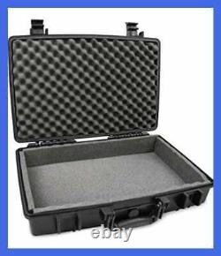 Casematix Waterproof Mixer Carry Case Compatible W Rode Rodecaster Pro Podcast P