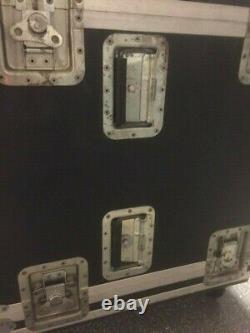 Cellini Flight Road Rack Case 12 RU Shock-mount Case-in-Case PRICE DROP