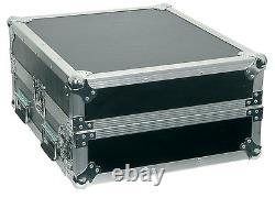 Citronic Rack Case Flightcase Mixer 2u + 10U 171.715 Combo