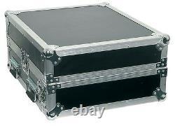Citronic Sturdy 19 Rack Mixer Case 2u + 10u