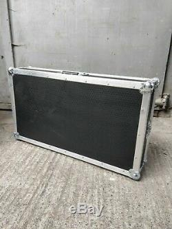 DJ Controller Flight Case with Laptop Slider EX DEMO #430 BARGAIN