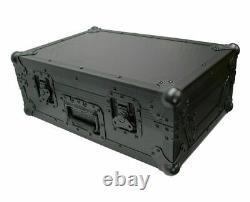 DJ Road Case Black & Black fits Rane Seventy-Two 72 & Seventy 70 Mixer