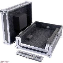 DeeJay LED 12 DJ Mixer Flight Case Select Pioneer Denon Behringer 12 Mixers