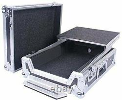 DeeJay LED Fly Drive Flight Case for Pioneer DJM-900NXS and DJM-900NXS2 Mixer