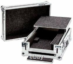 Deejayled TBH10MIXLT 10 Mixer Case With Laptop