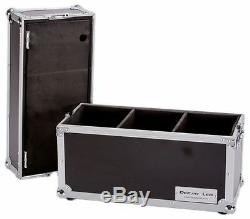 Deejayled TBHMIC18S Deejatled 18 Mic Case With Storage Comp