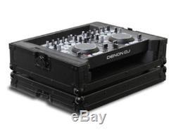 Denon Dn-Mc3000/Dn-Mc6000 Dj Midi Controller Flight Ready Black Label Series NEW