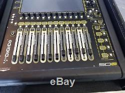 Digico SD11 mixer system WITH D-Rack, extra output card and case