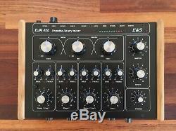 E&S DJR400 FX Portable Rotary Mixer