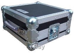 E&S DJR400 Rotary Mixer DJ Swan Flight Case (Hex)