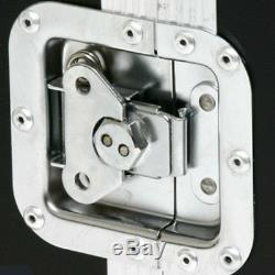 Elite Core 4 Space 4u ATA Effects Rack Case 10 Deep/Storage Bag in Lids