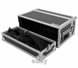 Elite Core 4-Space ATA 10 Deep Effects Flight Rack Case RC4U-10