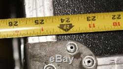 Equipment Rack Mount Flight ATA Storage Case 14 RU 26x24x37 DJ Stage