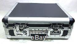 Euro Style Case for Technics SL1200, Numark, Stanton, Pioneer Turntables