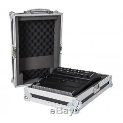 Flight Case for Mackie DL1608 Digital iPad Mixer