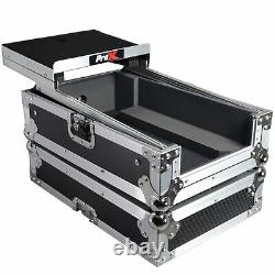 Flight Case for Pioneer DJM-S7 Mixer with Sliding Laptop Shelf